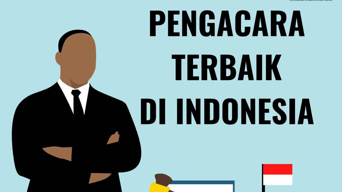 pengacara terbaik indonesia