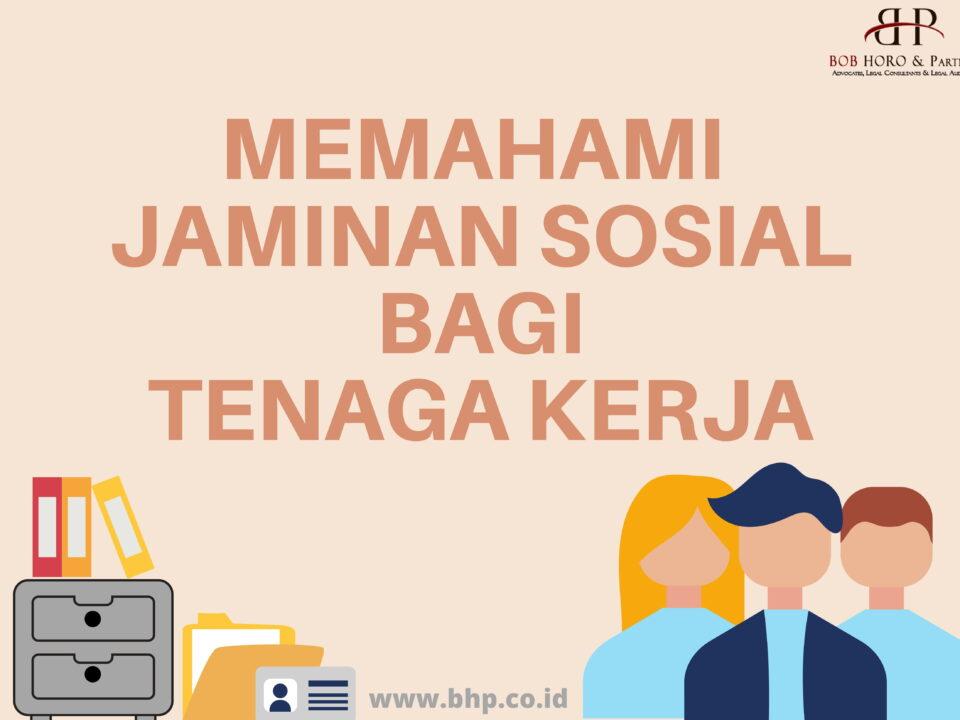 jaminan sosial tenaga kerja