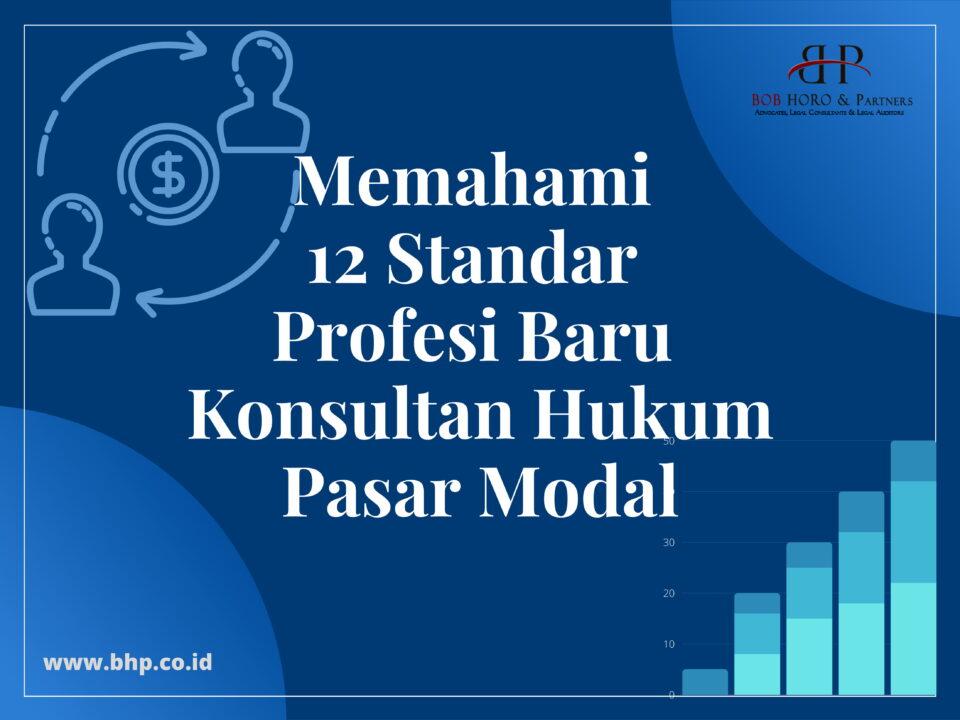 standar konsultan hukum
