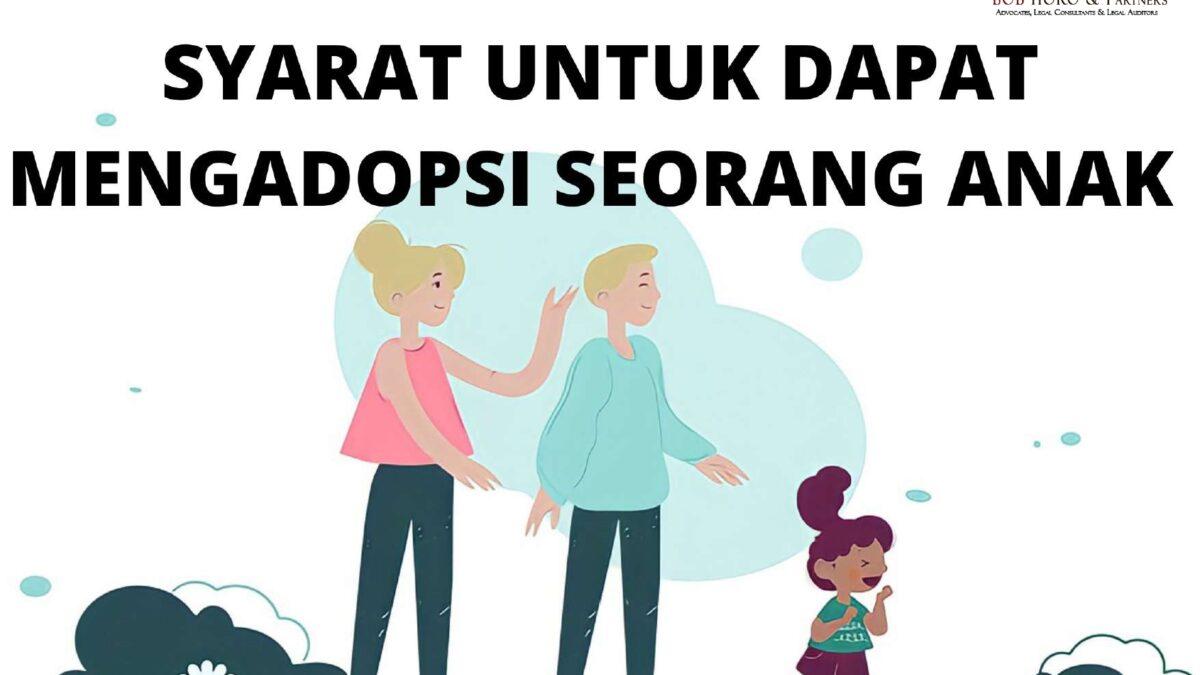syarat adopsi anak